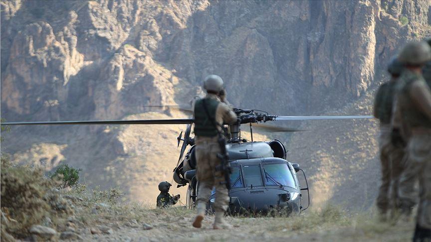 2 PKK'lı teröristin 4 askerin şehit olduğu saldırıların failleri olduğu belirlendi