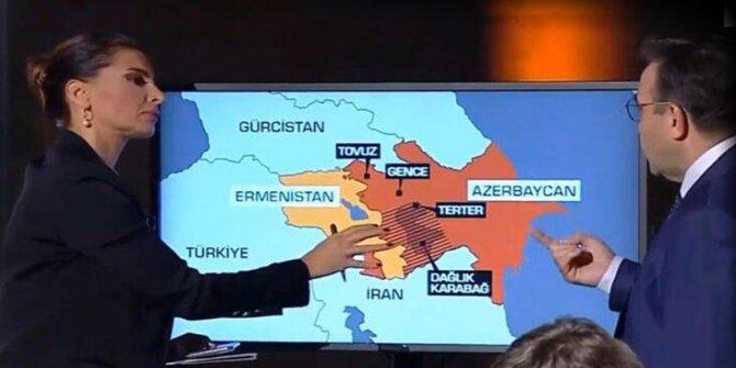 Abdullah Ağar harita üzerinde anlattı: Azerbaycan psikolojik üstünlük ele geçirdi