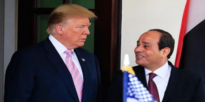 ABD'den Mısır'a 417 milyon dolarlık askeri satış!