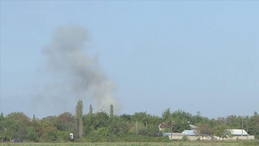 Azerbaycan ordusu bazı stratejik tepeleri işgalden kurtardı
