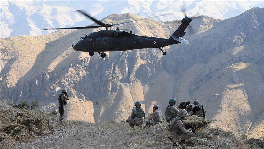 İçişleri Bakanlığı açıkladı: 171 terörist etkisiz hale getirildi