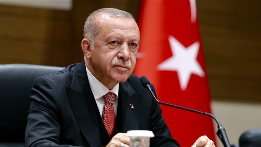 Cumhurbaşkanı Erdoğan, 3 Ekim Türk Dili Konuşan Ülkeler İş Birliği Günü'nü kutladı