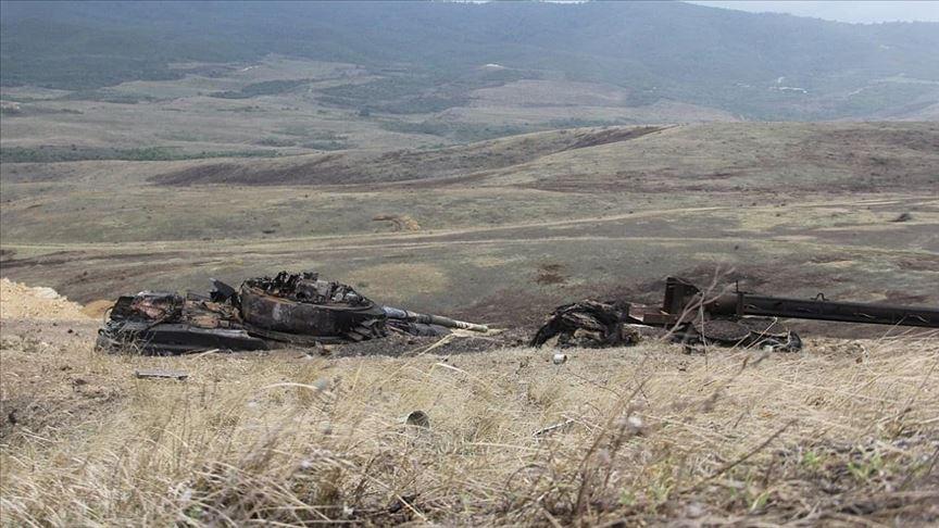 Ermeni ordusu dağıldı! Azerbaycan duyurdu: İkmal yapamıyorlar...