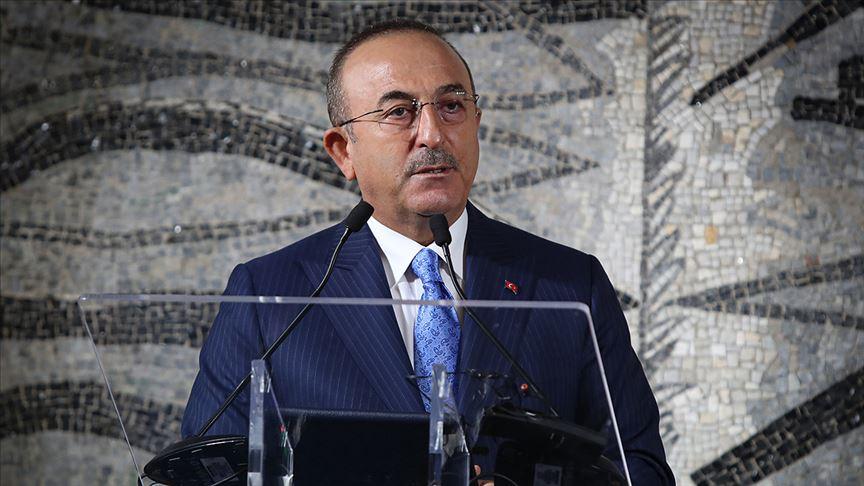 Bakan Çavuşoğlu: Ateşkes için Ermenistan işgal ettiği topraklardan çekilmeli