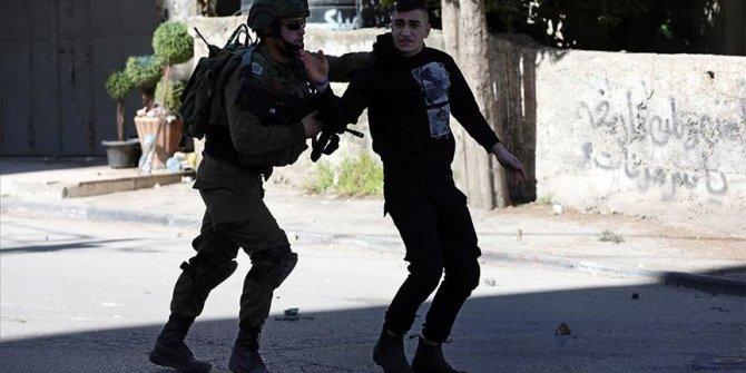 İsrail güçleri eylülde Gazze sınırında 15 Filistinliyi gözaltına aldı