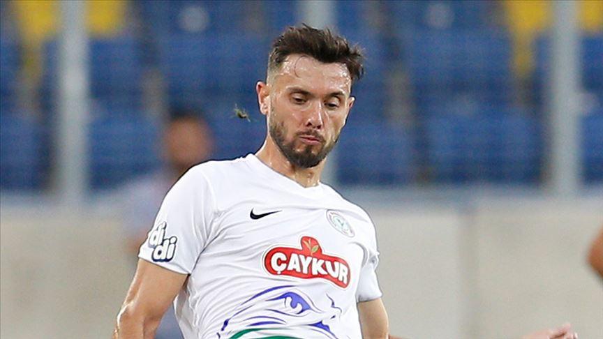 Gaziantep FK Amedej Vetrih'i transfer etti