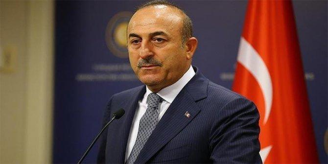 Dışişleri Bakanı Çavuşoğlu Azerbaycan'a desteğimizi kimse yadırgamasın