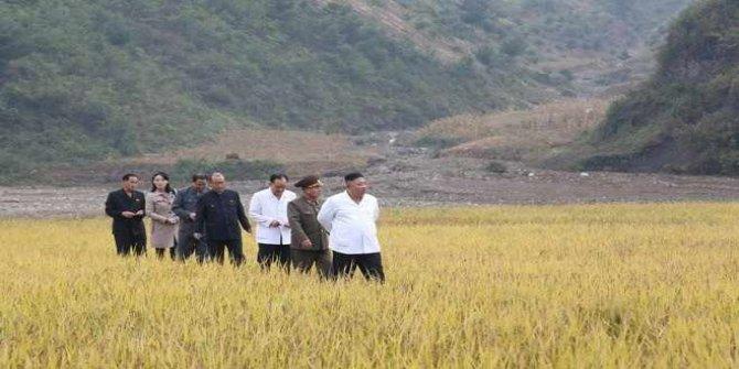 Kim Jong-Un'un ekibindeydi! 2 ay aradan sonra ilk kez görüntülendi