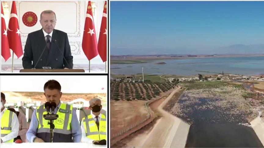 """Erdoğan'dan Suriye açıklaması: """"Temizlenir ya da biz kendimiz yaparız"""""""