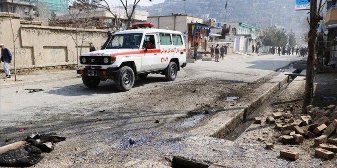 Afganistan'da bomba yüklü araçla saldırı: 15 ölü