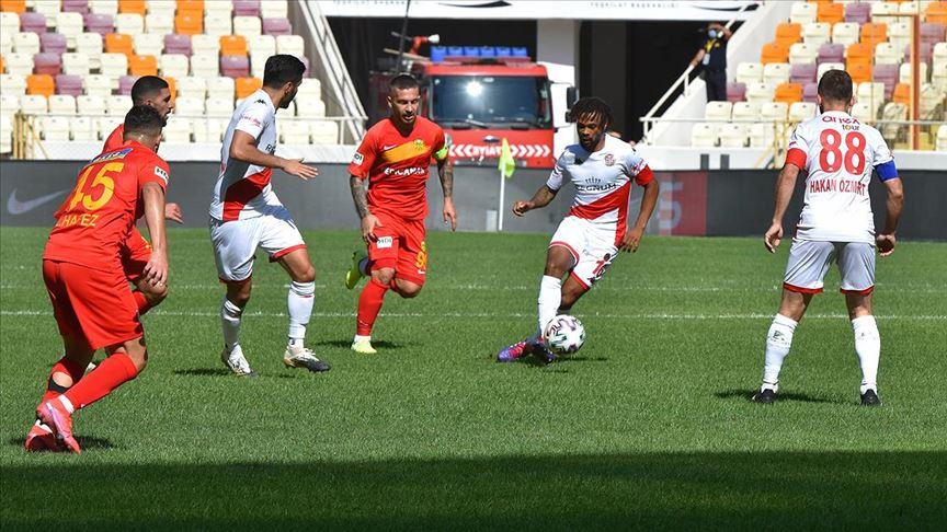 Yeni Malatyaspor sahasında Antalyaspor'u mağlup etti