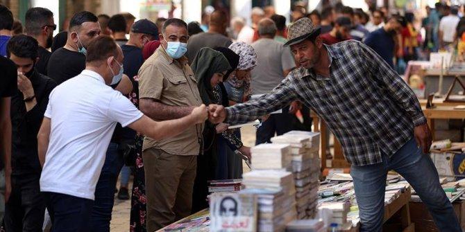 Irak'ta Kovid-19 vakaları son 24 saatte 3 bin 672 arttı