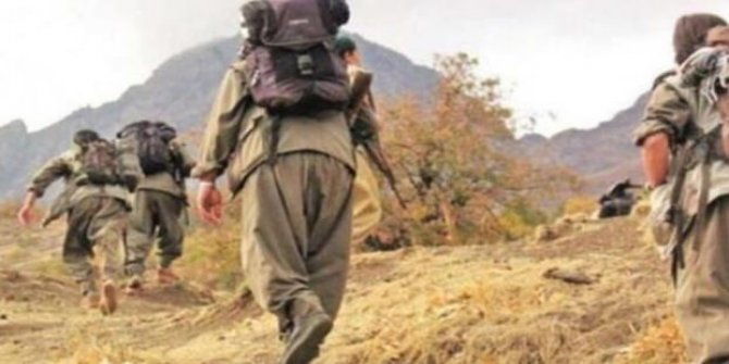 Şırnak'ta patlayıcıyla yakalanan PKK'lı terörist tutuklandı