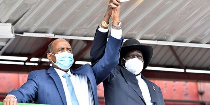 Arap ülkeleri Sudan'ın barış anlaşmasını memnuniyetle karşıladı