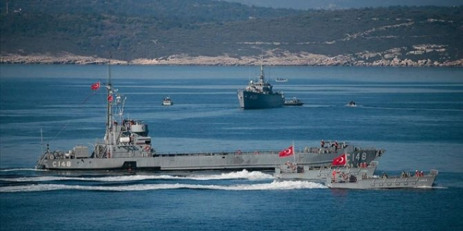 Güvenlik kaynakları: Yunanistan NAVTEX'i amacı dışında kullanıyor