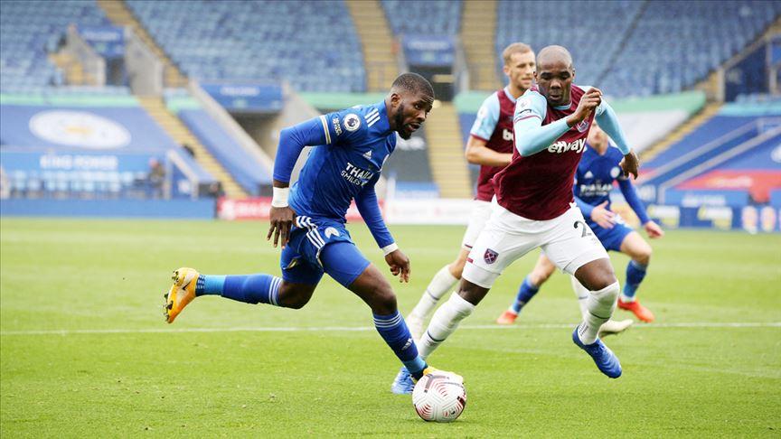 Leicester City, West Ham United'a 3-0 yenildi