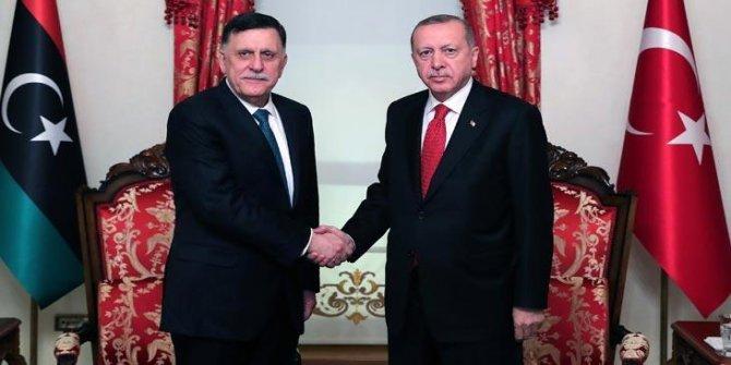 İstanbul'da gerçekleşen kritik Libya görüşmesi sonrası açıklama
