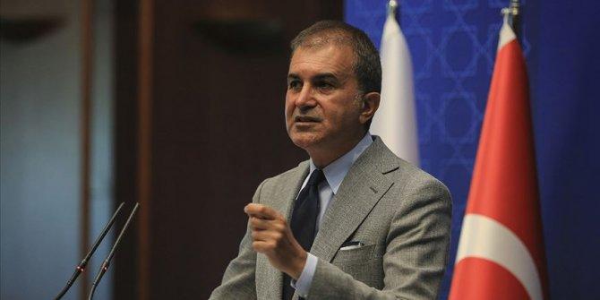 AK Parti Sözcüsü Çelik: Bir AYM mensubunun hukuku katletmenin sembolü olan dille konuşması vahim
