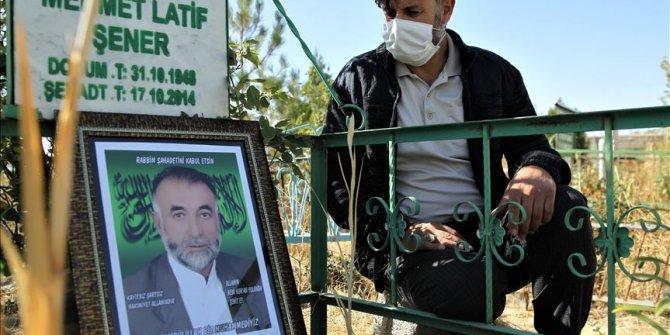 Van'da PKK'lı teröristlerce katledilen Şener'in ailesi terör örgütünü lanetledi