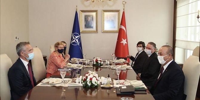 NATO Genel Sekreteri Stoltenberg: Türkiye çok değer verdiğimiz bir müttefik