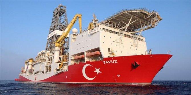 Bakanlıktan Yavuz sondaj gemisi açıklaması