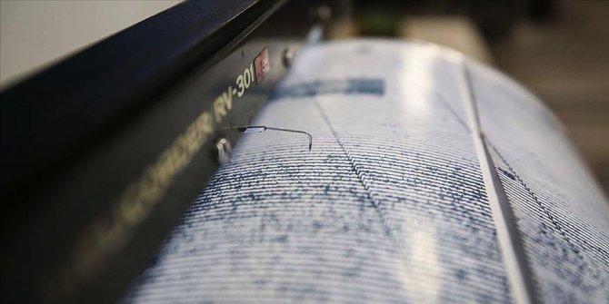 Ege Denizi'nde deprem! Büyüklüğü...