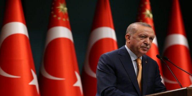 Başkan Erdoğan: Bu anlayışı bir an önce tesis etmeliyiz