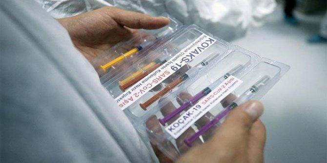 Yerli aşı çalışmalarıyla ilgili flaş gelişme!