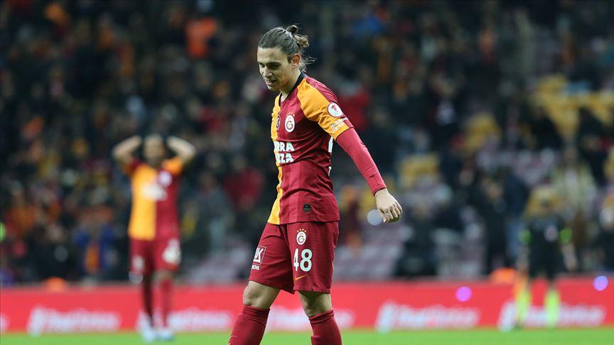 Galatasaray'da Etebo ve Taylan Antalyalı sakatlandı