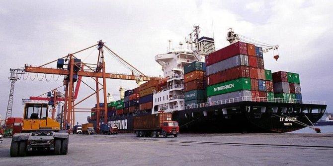 ABD'de dış ticaret açığı, ağustosta 14 yılın en yüksek seviyesine çıktı