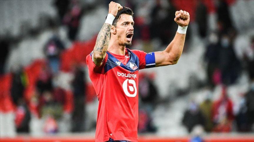 Lille'de takım kaptanı Fonte'nin Kovid-19 testi pozitif çıktı