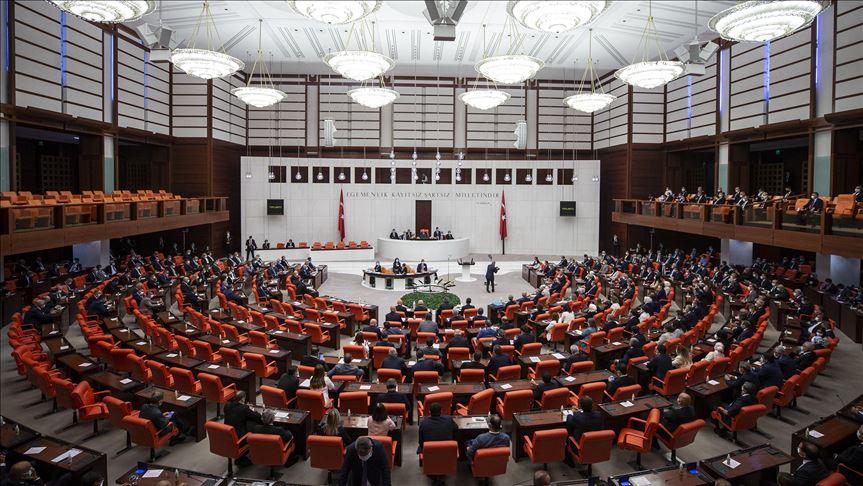 Yeni yasama yılının ilk dokunulmazlık fezlekeleri Meclis'te