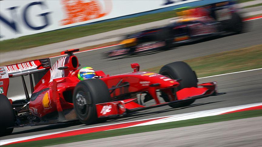 Formula 1'de İstanbul'daki 7 yarışta en başarılı pilot Felipe Massa