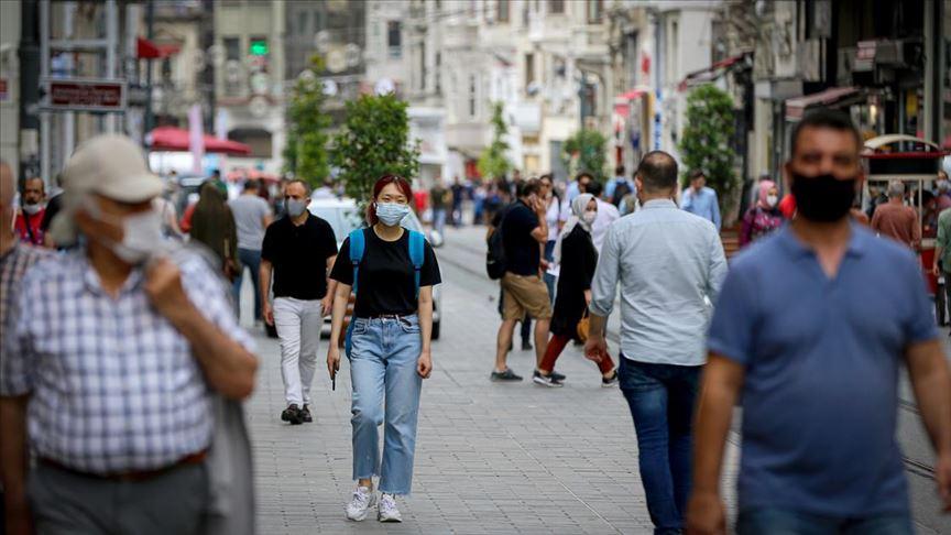 Türkiye'de son 24 saatte 1581 kişiye hastalık tanısı konuldu