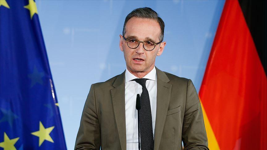 Almanya Dışişleri Bakanı Maas Rusya'yı yaptırımlarla tehdit etti