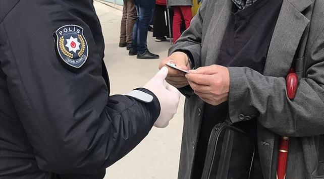 Konya'da COVID-19 tedbirlerine uymayan 30 kişiye ceza