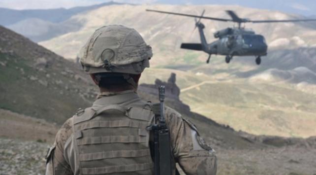 Jandarma ve MİT'ten ortak operasyon: 2 terörist etkisiz hale getirildi