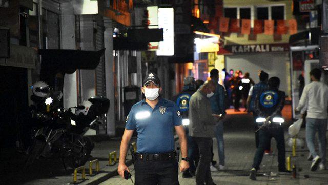 Kumar operasyonuna giden polis, bina boşluğuna sıkışmış cansız beden buldu