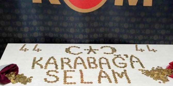 Malatya'da 947 altın sikke ele geçirildi