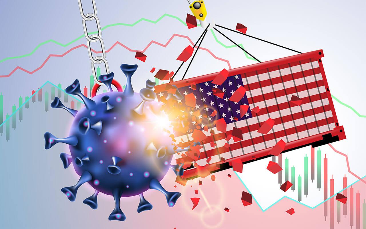 ABD'de 1.8 trilyon dolarlık KOVID desteği