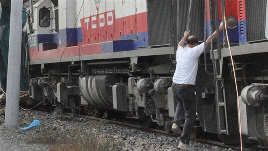 Başkentte tren kazası: 2 ölü