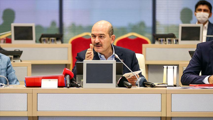 İçişleri Bakanı Soylu: Depremde ilk 6 saati iyi bir şekilde yönetmeliyiz