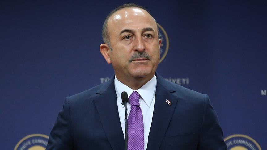Çavuşoğlu: 'Azerbaycan topraklarından çekil' çağrısı olursa, uluslararası toplumun sorunu çözme arzusunu görebiliriz