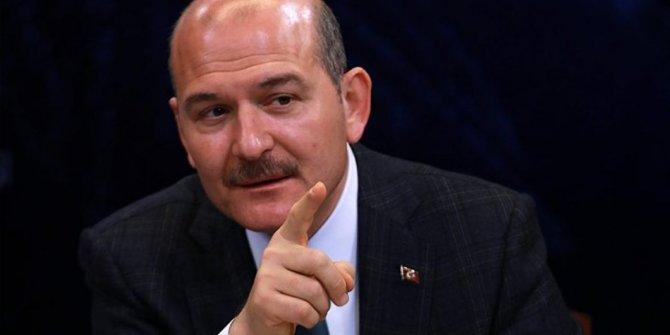 """Bakan Soylu """"tarikat yapılanması"""" iddialarına tepki gösterdi"""
