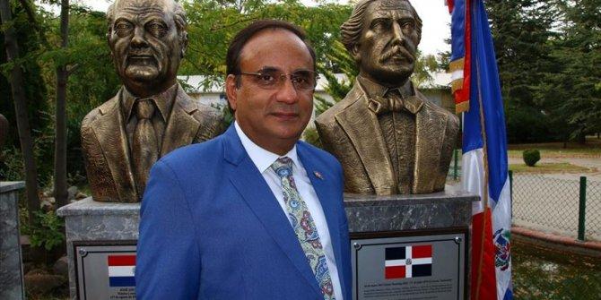 Dominik Cumhuriyeti'nin Ankara Büyükelçisi Serulle'den Türkiye'nin Kovid-19 salgınıyla mücadelesine övgü