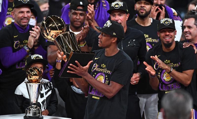 Los Angeles Lakers, NBA'deki 17. şampiyonluğuna ulaştı