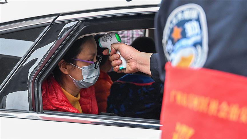 Çin'in Çingdao şehrinde 9 milyon kişiye Kovid-19 testi yapılacak