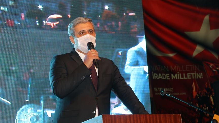 Kovid-19 testi pozitif çıkan Yozgat Belediye Başkanı Köse'nin tedavisi sürüyor