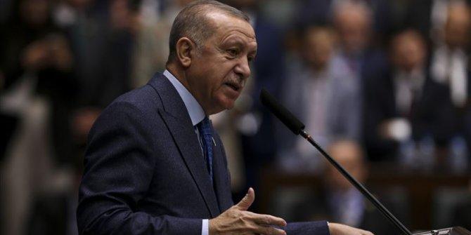 Cumhurbaşkanı Erdoğan: Cumartesi günü Fatih sondaj gemimize gideceğiz