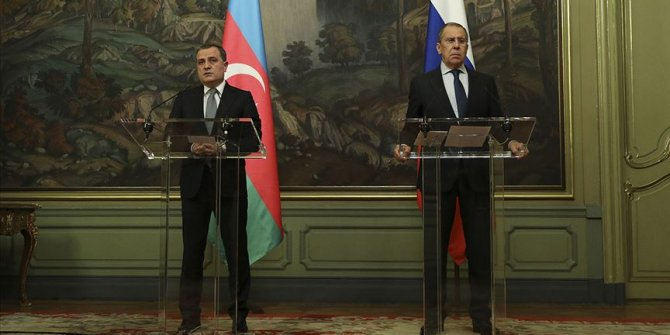 Bayramov: Ermenistan ordusunun balistik füzeleri meşru bir hedef olarak imha edildi